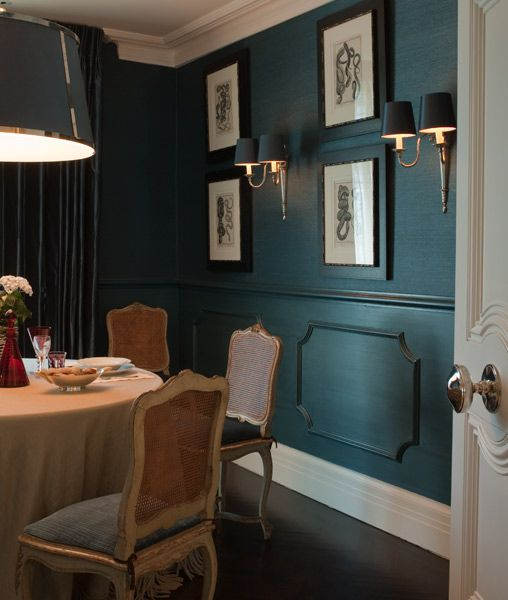 Teal Dining Room: 1000+ Ideas About Teal Dining Rooms On Pinterest