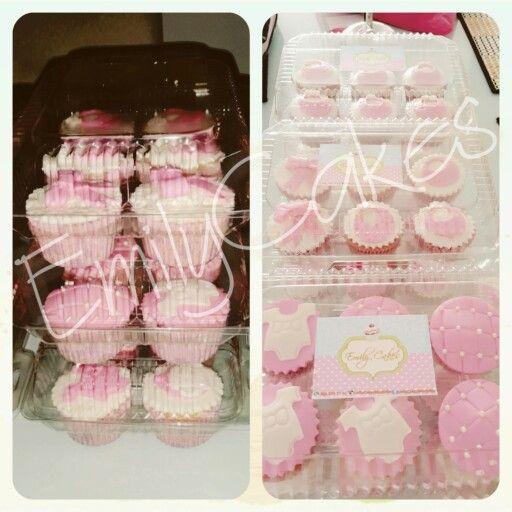 #EmilyCakes #BabyShower #CupcakesBabyShower