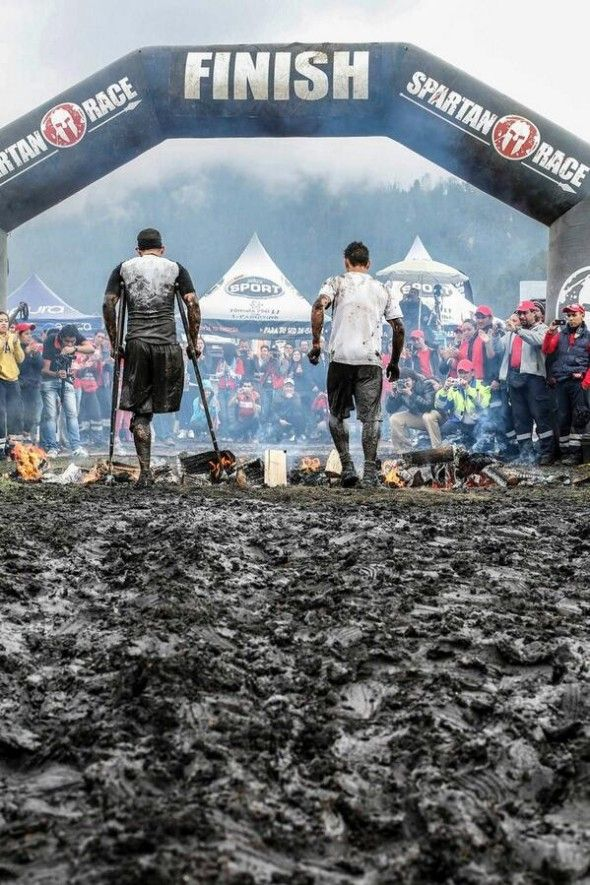 Spartan Race. What's your excuse...