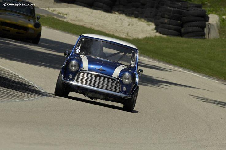 1964 Austin Mini Cooper at the Kohler International Challenge