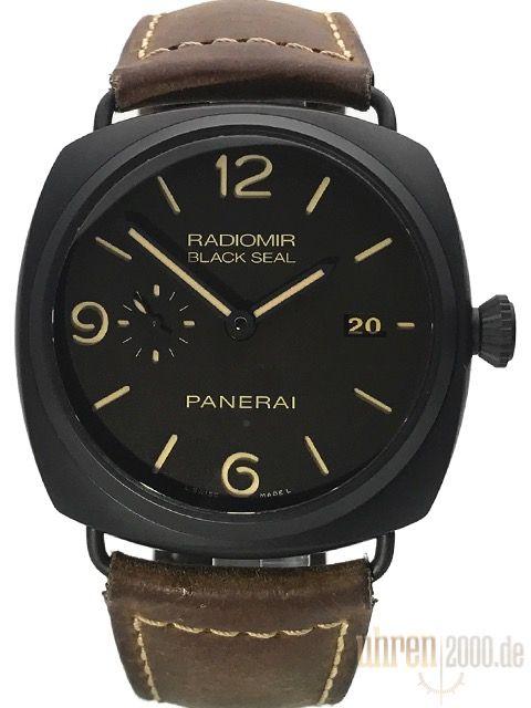 Panerai Radiomir Composite PAM00505 Black Seal aus 2013