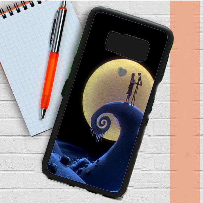 Love The Nightmare Before Christmas 2 Samsung Galaxy S8 Plus Case Dewantary