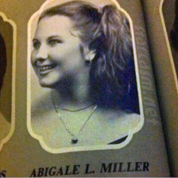Dance Moms Abby Lee Miller high school yearbook photo