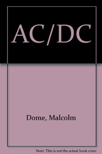Ac/Dc:   divdivFocusing on key elements surrounding a group that stands alongside legends such as Black Sabbath, Deep Purple, and Led Zeppelin, this book reveals the phenomenon that is AC/DC. Covering past and present members, songs, gigs, events, albums, bootlegs, producers, and numerous other subjects,this exhaustive overview spans an extraordinary 35-year musical career—from thevery earliest incarnations of the band prior to Bon Scott's arrival, through the era in which he fronted...