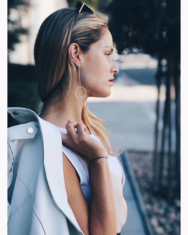 Inspire #kattiva #earrings  #fashion