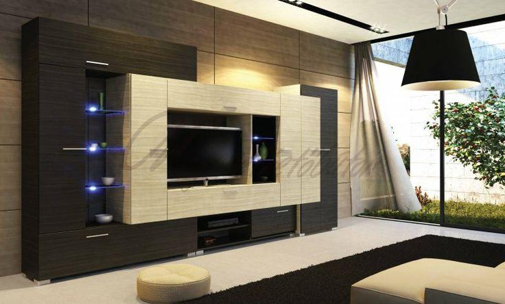 Komfort szekrénysor  További információ weboldalunkon: http://megfizethetobutor.hu/szekreny/szekrenysor/komfort-szekrenysor