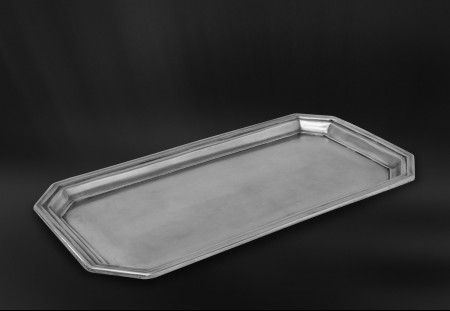 pewter vanity tray  http://www.pewter-gt.com/pewter-products/pewter-bath-accessories  #italian #pewter #housewares #manufacturers #madeinitaly #bath #accessories #vanity #tray