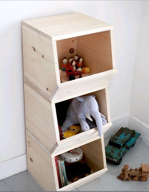ящик бункер игрушки