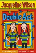 Jacqueline Wilson writes for all ages. Visit her website to see the choices.