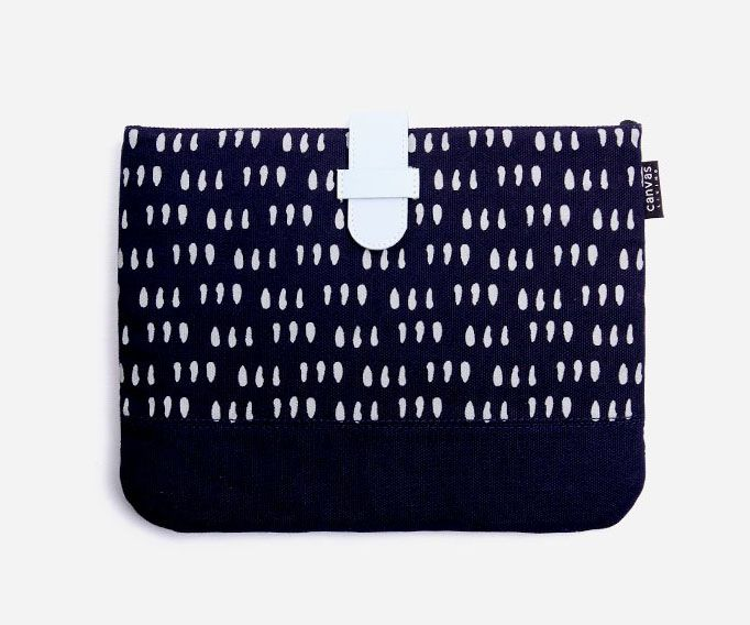 Ipad Case Coma by Canvas Living. The iPad Case by Canvas Living is soft, protective, and features the distinctive Canvas Living artwork. Wrap your tablet up safe and sound in this good looking protective sleeve. http://www.zocko.com/z/JJUzA
