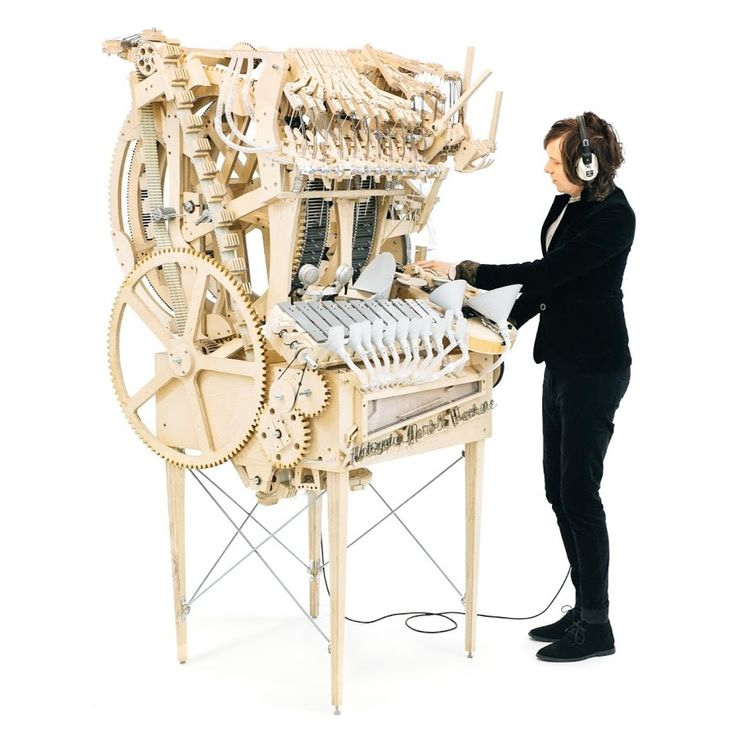 The most unique musical instrument