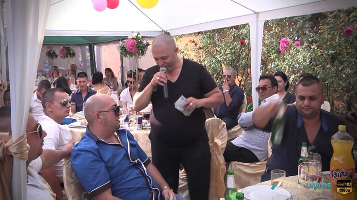 Nicolae Guta - M-as duce pe o carare LIVE 2015 (Botez Antonia & Vanessa)