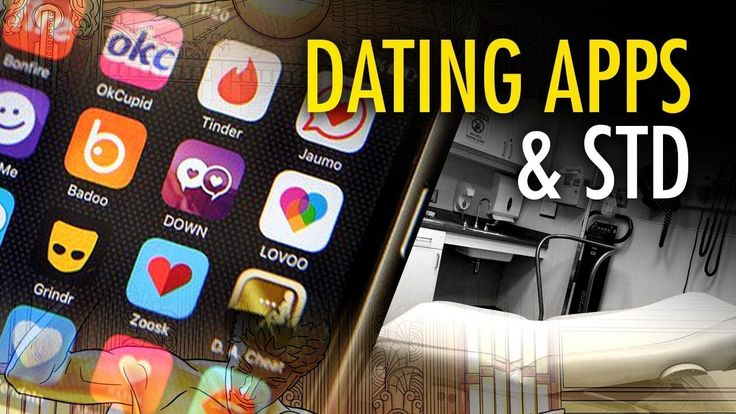 Martina Markota Dating Apps Blamed For Rise In STDs