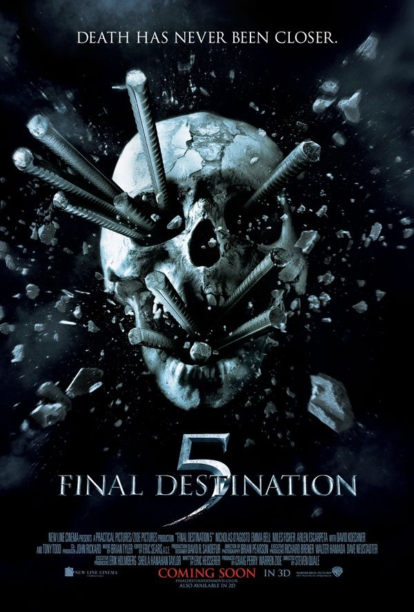 Pin By Carlos G Figueroa On All Hollywood Movies Studio Company Final Destination Movies Free Movies Online Download Movies