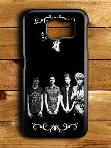5sos Five Second Of Summer Samsung Galaxy S6 Case