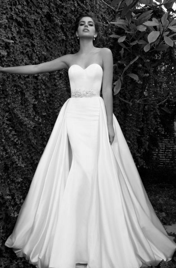 Wedding dress idea; Featured Dress: Elihav Sasson