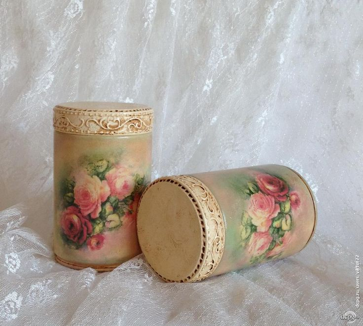 Decoupage - decoupage lovers Website - DCPG.RU | Banks, banks ... and the last couple of months