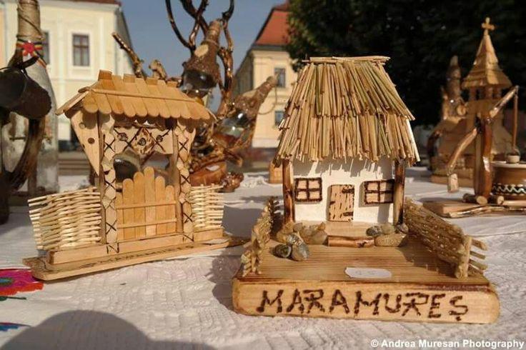 Târgul meșterilor populari  Baia Mare