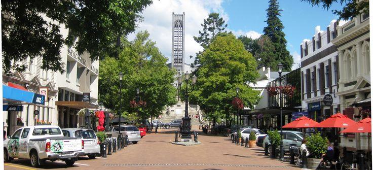 Nelson in New Zealand