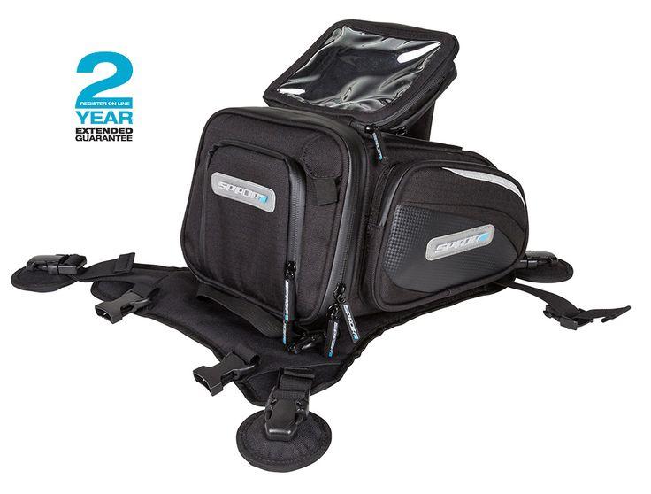 Spada motorcycle luggage