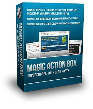 Tips For Clickbank Affiliate: Easy Wordpress Form Builder - Magic Action Box  FREE version.  use with any emai... ** Find out more by checking out the image