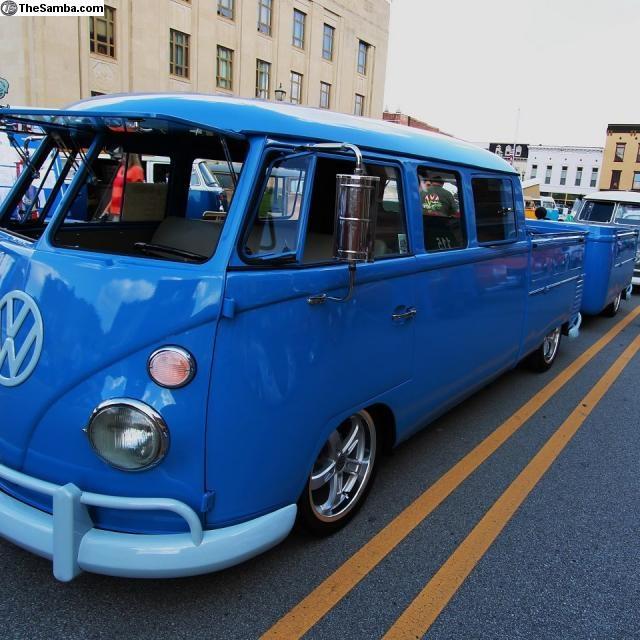 Volkswagen Custom King Cab
