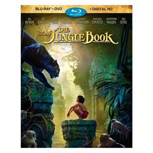 Disney The Jungle Book [Blu ray + DVD]
