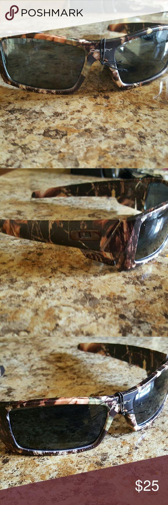 Oakley camo Camo sunglasses please read these are  non auth new never used Oakley Accessories Sunglasses