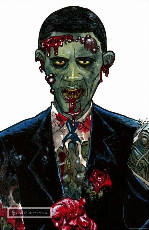 Resultado de imagen para zombie plitico