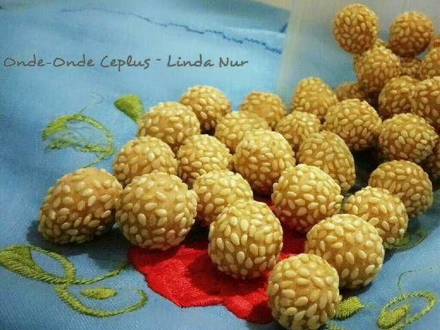 Onde Onde Ceplus Gurih By Linda Nur Ayu Oktaviani Tips Memasak Resep Memasak