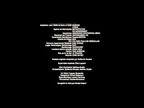 20 ans d'écart - Générique de fin OST