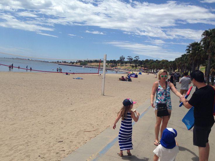 Sunday in Geelong