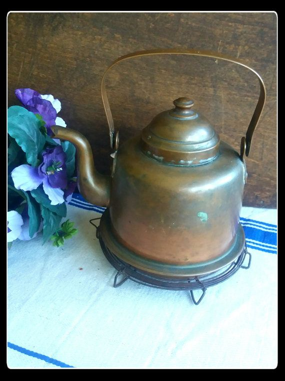 Antique finnish Opa 19th century coffee pot by PawhillTreasures