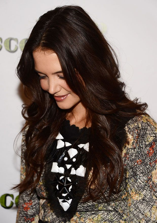 Katie Holmes - 'Dead Accounts' Broadway Opening Night After Party