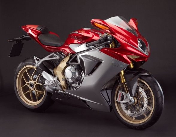 MV Agusta F3 Serie Oro (2013)   Canada MSRP Price: $28,995.00, UK MSRP Price: £19,999 OTR