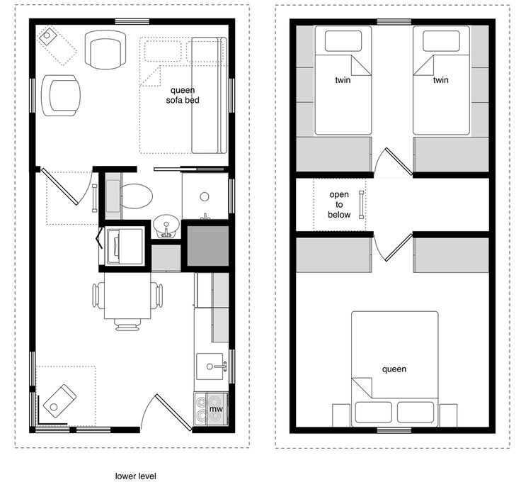 Lovely tiny home floor plans free 6 one of the most for Most popular small house plans