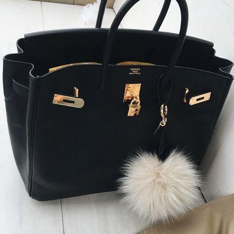 Hermès -- Birkin Handbag