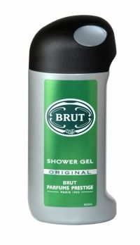 Brut Shower Gel 250ml Original Brut makes you feel confident with the fresh and distinctive fragrance of Brut for the real man. It is a timeless, classic fragrance which has an unquestionably masculine scent. Brut is essential grooming for everyday use. Great for work, because it's strong enough to last, but not noticeable until someone you want to notice is standing close to you