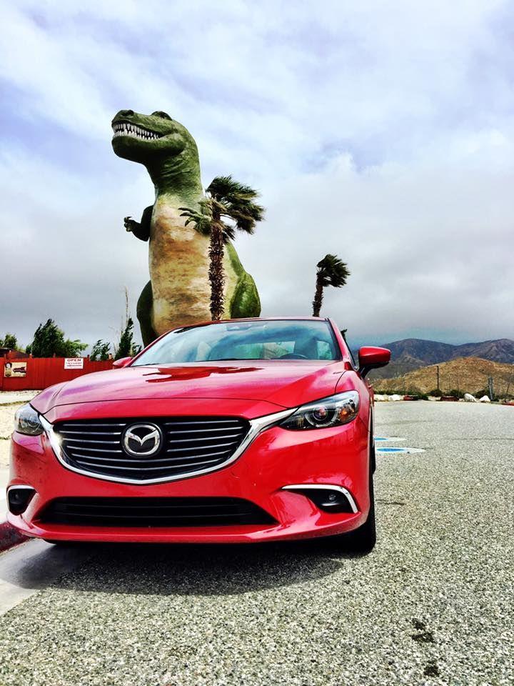 Mazda6 road trip to Coachella, California, USA