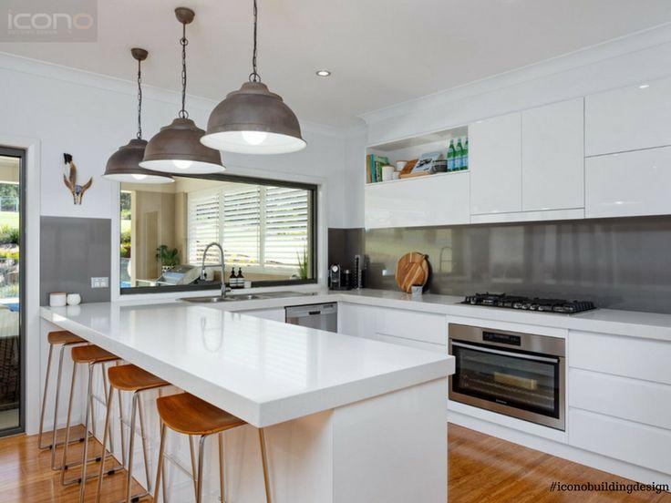 #kitchen #style #iconobuildingdesign #family #home  #decor #australian #design #lights