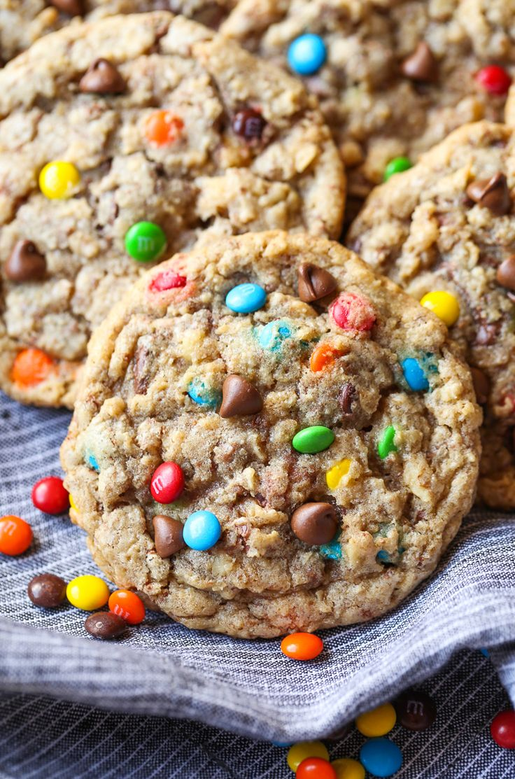 Boyfriend Cookies are huge, chewy, chocolatey cookies from the I Heart Naptime…