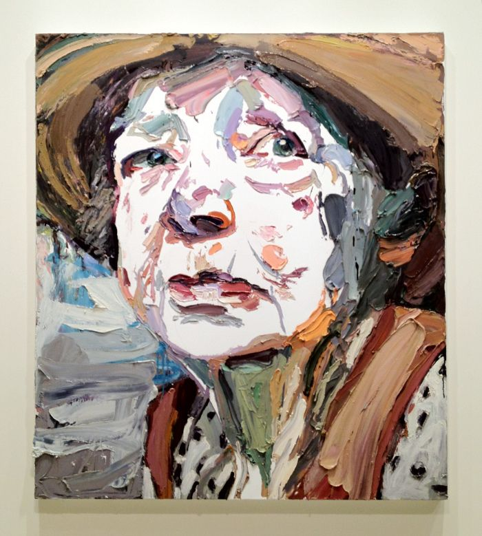 #MargaretOlley by Ben Quilty
