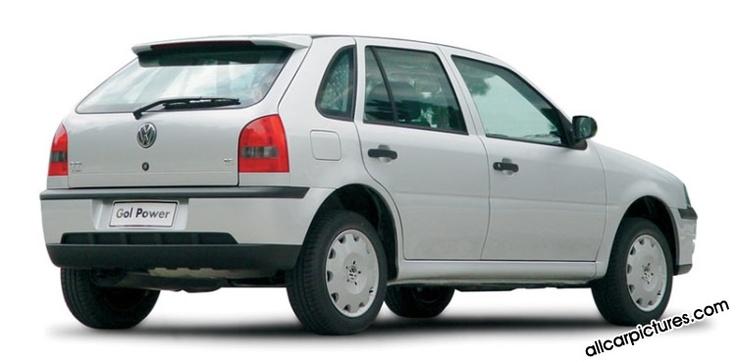 Mi segundo auto, Volkswagen Gol Power