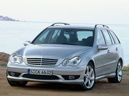 Mercedes-Benz C 350 Sport Edition Estate (2005 – 2007).