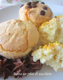 Non sono muffin!   Molto incuriosita da questo tipo di dolcetto, ho provato a farlo, ma non avendo lo stampino originale, a forma di lingot...