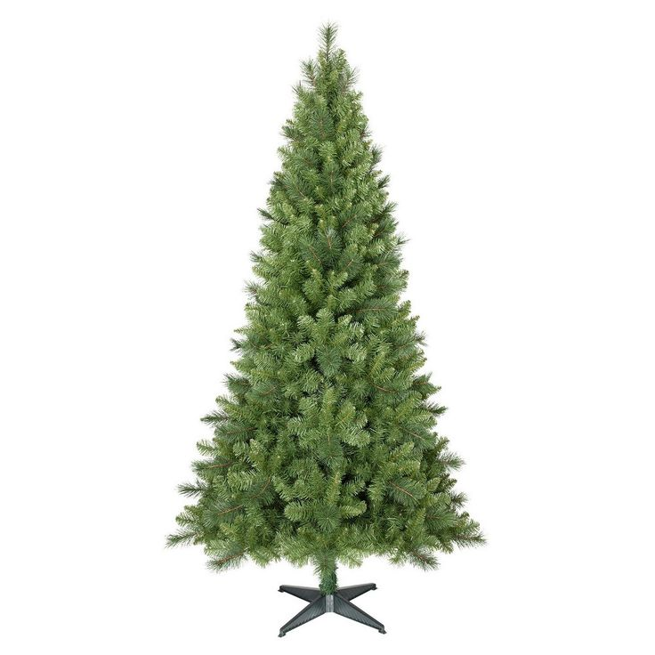 6.5ft Unlit Artificial Christmas Tree Douglas Fir - Wondershop, Green