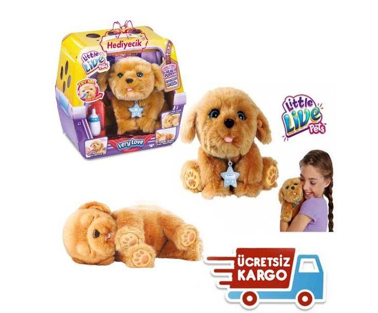 Little Live Pets Canım Köpeğim 28185