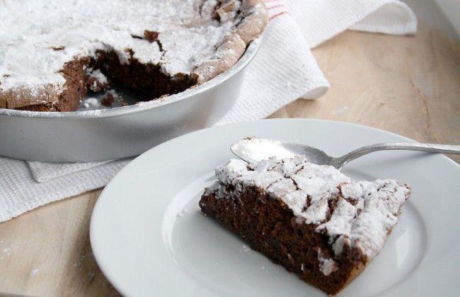 Culy Homemade: goddelijke luchtige flourless chocolate cake