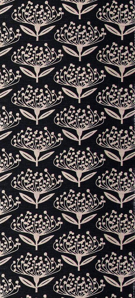 flower pattern - gum blossom?