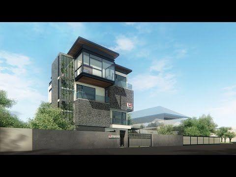 ALMA ARCHITECT OFFICE DESIGN - Render Twinmotion 2016+
